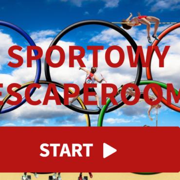 Escaperoom sportowy